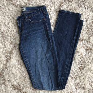 Victoria's Secret PINK Straight Leg Jeans